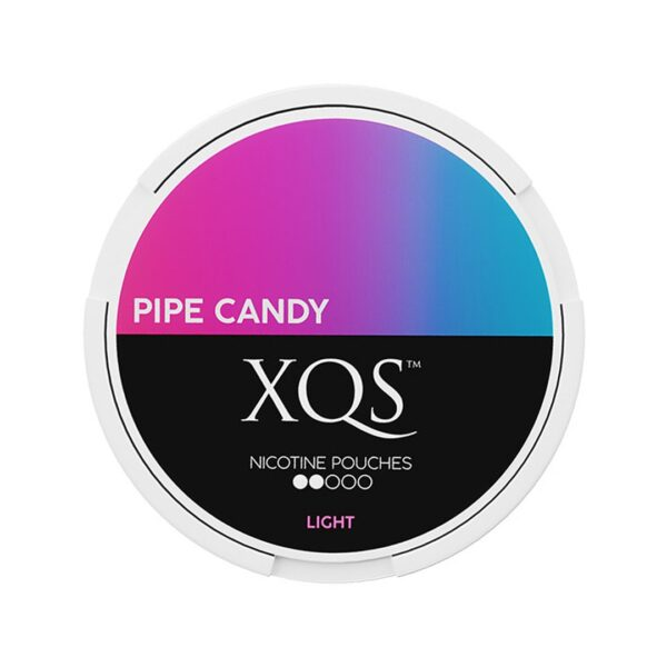 XQS Pipe Candy Nikotiinipussit